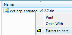 How to Unzip and Zip files